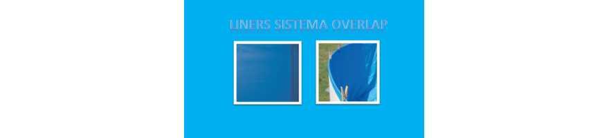 LINERS OVERLAP PISCINAS DESMONTABLES