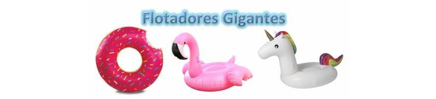 FLOTADORES GIGANTES