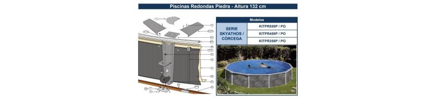 REPUESTOS PISCINAS GRE SERIES SKYATHOS / CORCEGA