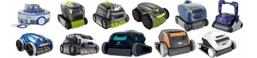 ROBOTS AUTOMÁTICOS LIMPIAFONDOS